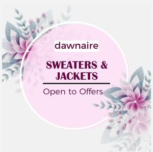 Jackets, Coats and Sweaters!